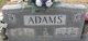 Profile photo:  John Alvin Adams