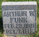 Profile photo:  Arthur W Funk