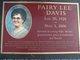Fairy Lee <I>Hunt</I> Davis