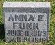 Profile photo:  Anna Funk