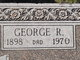 Profile photo:  George R. Cox