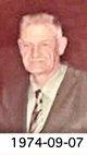 Sgt Elvis Glenford Wilson