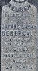 Profile photo:  Reuben Bebergall