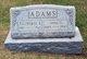 Profile photo:  Anna G <I>Parry</I> Adams