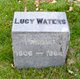 Profile photo:  Lucy <I>Waters</I> Pardee