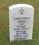Profile photo:  Carlton J. Guild