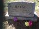 Mary Elizabeth <I>Loy</I> Hawse