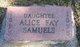Alice Faye Samuels