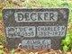 Elmo E Decker