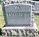 Profile photo:  Annie Rebecca <I>Eisenhart</I> Anthony