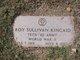 Roy Sullivan Kincaid