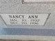 Profile photo:  Nancy Ann Ballard