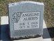 Angeline T <I>Omernik</I> Alberts