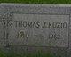 Thomas J Kuzio
