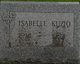 "Isabelle ""Betty"" <I>Dymus</I> Kuzio"