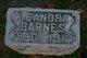 Leanora <I>Hawver</I> Barnes
