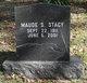 Maude S. Stacy