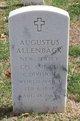 Profile photo:  Augustus Allenback