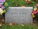 Profile photo:  Annette Gertrude <I>Mathis</I> Sachs