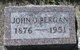John O Bergen