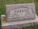 Anna Mary <I>Dhaeger</I> Ahrens