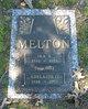 Profile photo:  Adelaide O. Melton