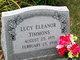 Profile photo:  Lucy Eleanor <I>Abel</I> Timmons