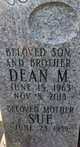 Profile photo:  Dean M. Flores