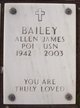 Allen James Bailey