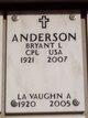 Bryant Lionel Anderson