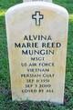 Profile photo:  Alvina Marie <I>Reed</I> Mungin