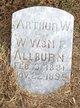 Arthur Allburn