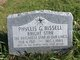 """Profile photo:  Phyllis G """"Bright Star"""" Bissell"""