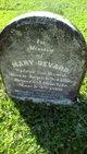 Mary <I>Wallis</I> Bevard