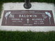 Profile photo:  Mildred Eloise <I>Woolery</I> Baldwin