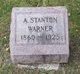 Profile photo:  A Stanton Warner
