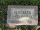 Elizabeth <I>Pillion</I> Bodnar