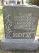Profile photo:  Urias C. Brown