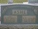 "Profile photo:  Henry Marvin ""Dick"" Ashe"
