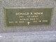 Donald R. Adam