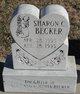 Sharon C Becker