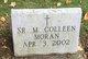 Profile photo: Sr Colleen Moran