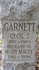 Cecil J. Garnett