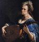 Profile photo:  Artemisia Gentileschi
