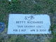 Betty L. Richards