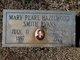 Mary Pearl <I>Hazelwood</I> Smith Evans