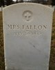 Profile photo: Mrs Fallon