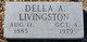 Della Anna <I>Paddleford</I> Livingston