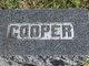 Profile photo:  A. Cooper Manlove
