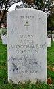 Mary Alice <I>Harding Woodward</I> Gordon